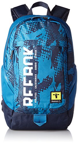 Reebok MOTION U ACTIVE BACKPACK - Borsa Unisex, Blu - (insblu), Taglia unica
