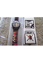 Disney Collectible Pirates of the Caribbean Mens Watch