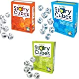 Rory's Story Cube Complete Set - Original - Actions - Voyages (Tamaño: 1 Pack)