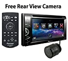 Pioneer AVH-X1600DVD DVD Touchscreen 6.1-Inch (FREE REAR VIEW CAMERA)