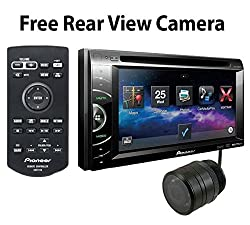 See Pioneer AVH-X1600DVD DVD Touchscreen 6.1-Inch (FREE REAR VIEW CAMERA) Details