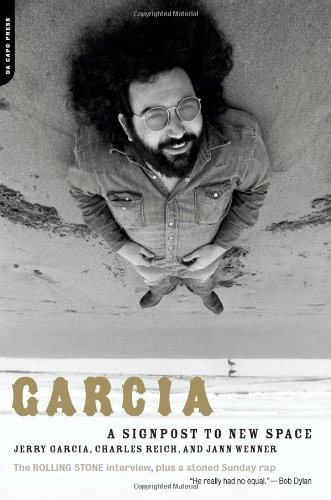 Jerry Garcia Garcia: A Signpost to New Space
