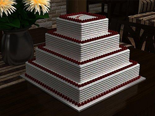 Deep Wedding Cake Tins Amazon