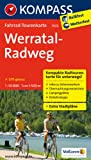 Werratal-Radweg: Fahrrad-Tourenkarte. GPS-genau. 1:50000.