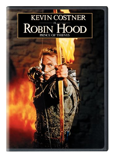 Robin Hood: Prince of Thieves [DVD] [Region 1] [US Import] [NTSC]