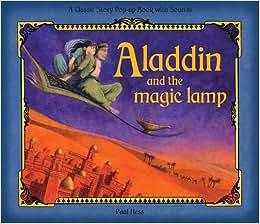 Aladdin and the Magic Lamp: Amazon.co.uk: Paul Hess ...