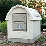 ASL Solutions Personalized Insulated Dog Palace Multicolor - DP15P