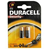 4 X Duracell N Lr1 Mn9100 Alkaline Batteries Micron Fox