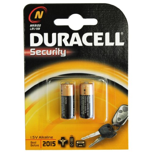 AllTrade Direct Duracell Lot de 4 piles alcaline type N LR1 Mn9100 pour Micron Fox