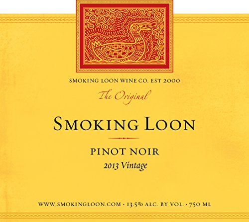 2013 Smoking Loon Pinot Noir 750 Ml