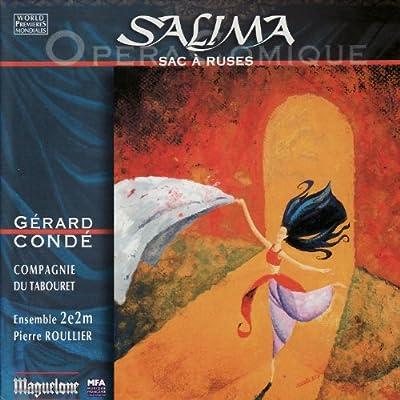 Condé: Salima Sac à Ruses