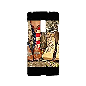 Bluedio Designer Printed Back Case / Back Cover for Oneplus 2 / Oneplus Two (Multicolour)