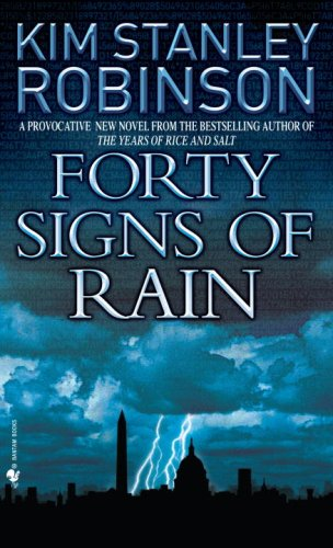 Forty Signs Of Rain, KIM STANLEY ROBINSON