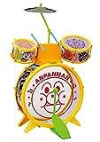 アンパンマン うちの子天才 おおきなドラムセット -