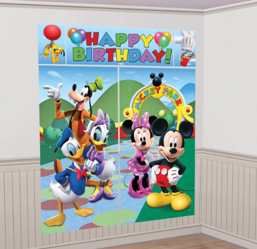 Imagen de Mickey Mouse Setter Escena