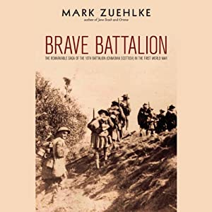Brave Battalion Audiobook