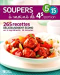 Soupers � moins de 4$/portion: 265 re...