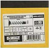 DeWalt DFM1420510 - Anclaje tipo tornillo con cabeza avellanada  BT10x100 Bolt-ZnPlt (Env. 50 Ud.)