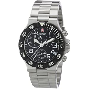 Victorinox Swiss Army Men's 241337 Summit XLT Chrono Watch