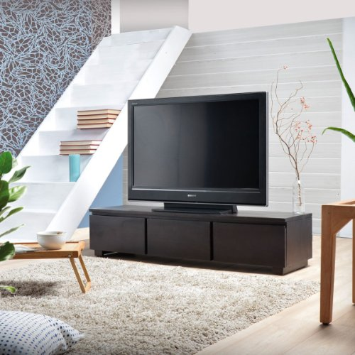 meuble tv acajou pas cher. Black Bedroom Furniture Sets. Home Design Ideas