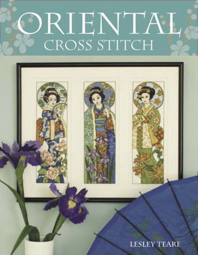 Asian Cross Stitch Patterns