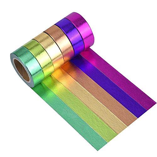 mudder-washi-cinta-decorativa-colores-de-arco-iris-6-piezas