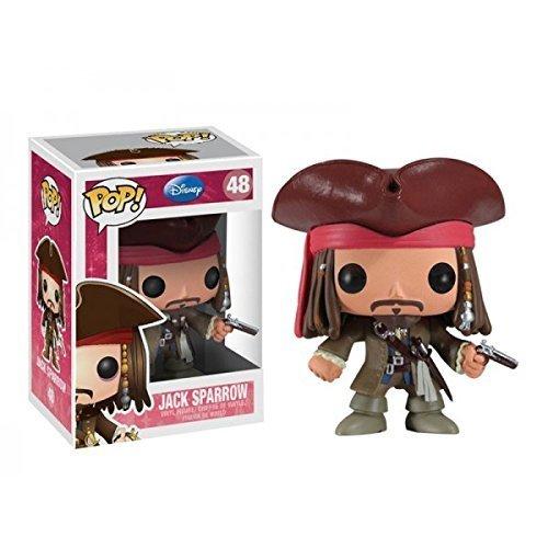 POP! Jack Sparrow Vinyl Figure by Funko (Disney # 48) by Funko - 1