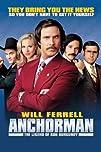 Anchorman-Will Ferrell, Movie Poster…