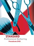 Milady's Standard Professional Barbering Procedures DVD