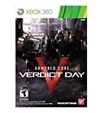 X360 ARMORED CORE VERDICT DAY