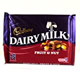 Cadbury Fruit and Nut 400g