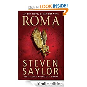 Roma: The epic novel of ancient Rome (Rome 1)