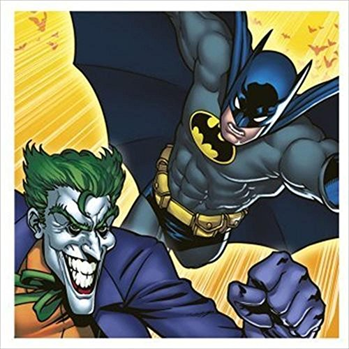 Batman The Dark Knight Lunch Napkins, 16ct