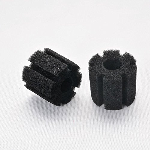 2 pcs Replacement Sponge for Sponge Filter XY-180/sponge helps increase biological capacity and reduces maintenance.