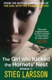 img - for The Girl Who Kicked the Hornets' Nest by Larsson, Stieg (2009) Hardcover book / textbook / text book