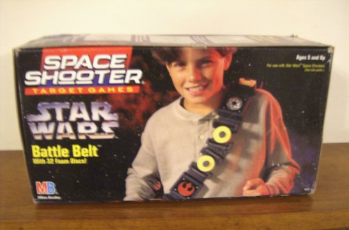 Space Shooter Target Games: Star Wars Battle Belt