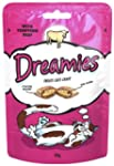 Dreamies Cat Treats Beef 60g (Pack of 8)