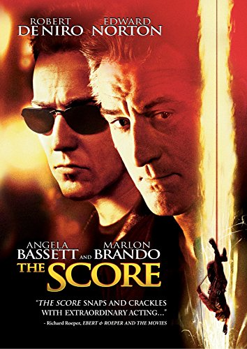 The Score (Widescreen, Dolby, AC-3)