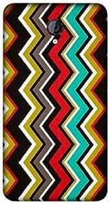 Timpax Hard Back Case Cover Printed Design : Abstract design.Precisely Design For : Micromax A106 Unite 2