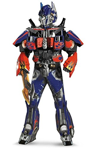 Men's Transformers 3 Dark of the Moon - Optimus Prime 3D Costume