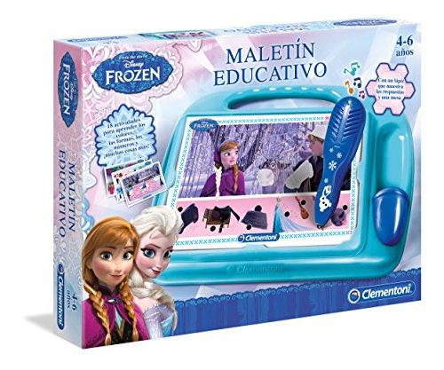Frozen - Maletín educativo (Clementoni 2100-1102)