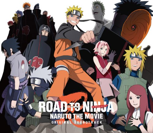 ROAD TO NINJA-NARUTO THE MOVIE-Original Soundtrack