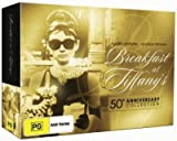 Breakfast at Tiffany's (Blu-ray/DVD/CD) (50th Anniversary Boxset) Blu-Ray