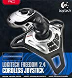 Logitech Cordless Freedom 2.4 PC Joystick (PC)