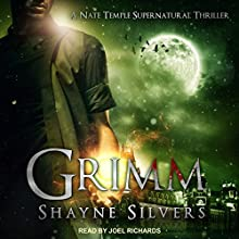 Grimm: Temple Chronicles, Book 3 | Livre audio Auteur(s) : Shayne Silvers Narrateur(s) : Joel Richards