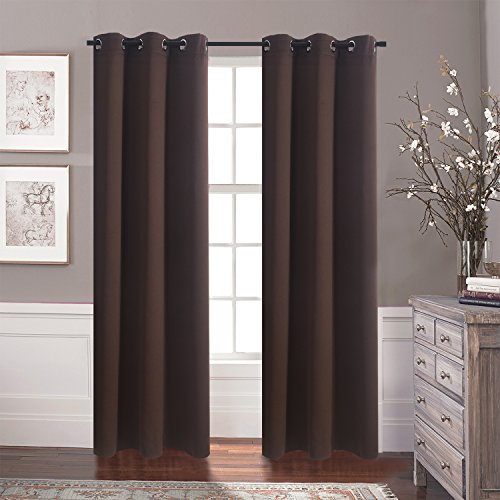 Top Best 5 Extra Wide Heavy Duty Grommet Curtains For Sale 2016 Product Realty Today