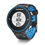 GARMIN Forerunner 620 Watch HRM Bundle, Black/Blue