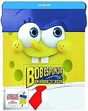 Bob Esponja: Un Héroe Fuera Del Agua - Superset (DVD + BD + BD 3D) [Blu-ray]