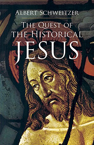 The Quest of the Historical Jesus (Quest Of Historical Jesus compare prices)