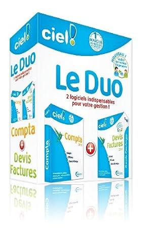 Le Duo 2011 (Ciel Compta 2011 + Ciel Devis Factures 2011)